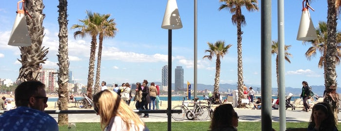 Pez Vela is one of Barcelona.