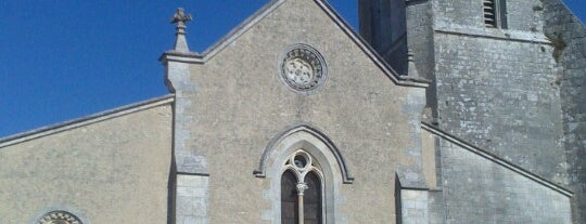 Église Notre-Dame-de-l'Assomption is one of Christineさんのお気に入りスポット.