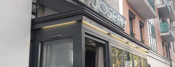 Le Saint-Joseph is one of Les resto bons et cool.