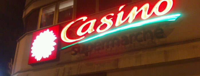 Casino Supermarché is one of Lugares favoritos de Mks.