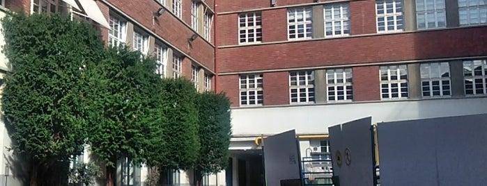 École Grégoire-Ferrandi is one of Restaurants Paris.