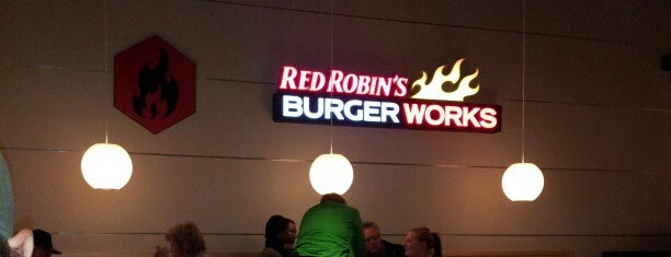 Red Robin Gourmet Burgers and Brews is one of Denver - Food to Try.