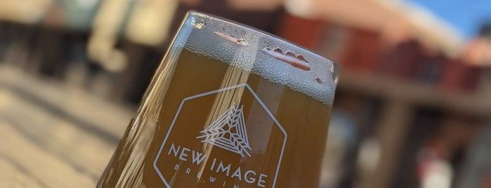 New Image Brewing is one of Orte, die Marie gefallen.