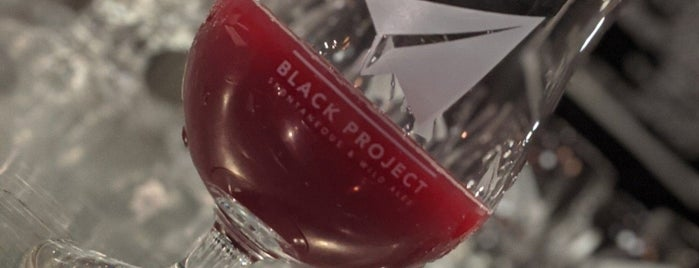 Black Project Spontaneous & Wild Ales is one of Denver.