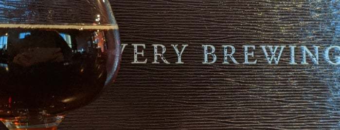 Avery Brewing Company is one of Beer / Ratebeer's Top 100 Brewers [2019].