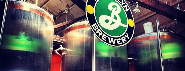 Brooklyn Brewery is one of Minha NYC.