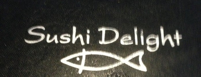 Sushi Delight is one of spot.