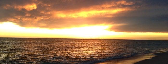 Sunset Beach is one of Sanibel Island.