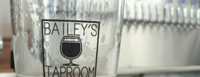 Bailey's Taproom is one of A long weekend guide to Portland.....