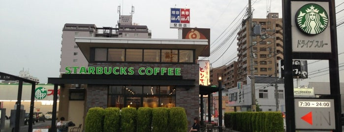 Starbucks Coffee 大津堅田店 is one of Starbucks Coffee ドライブスルー店舗 in Japan.