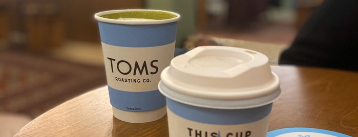 Toms Flagship Athens is one of Athen.