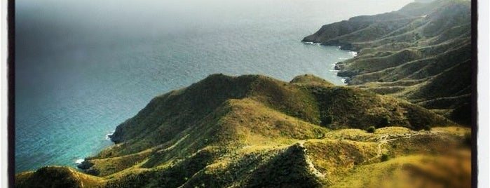 Calblanque is one of Playas nudistas.