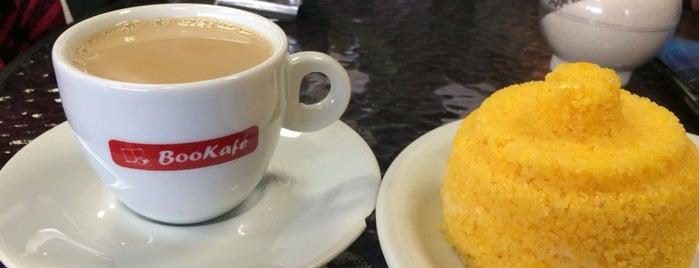 BooKafé is one of Cafés.