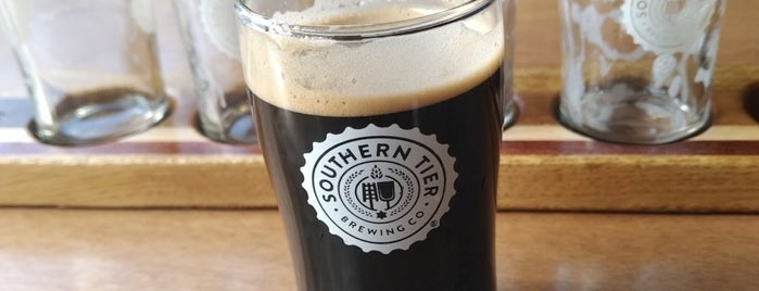 Southern Tier Brewery Cleveland is one of Cleveland.