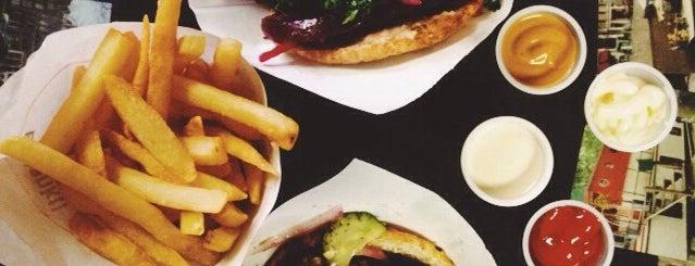 Amsterdam Falafelshop is one of Washington DC Food & Drink List.