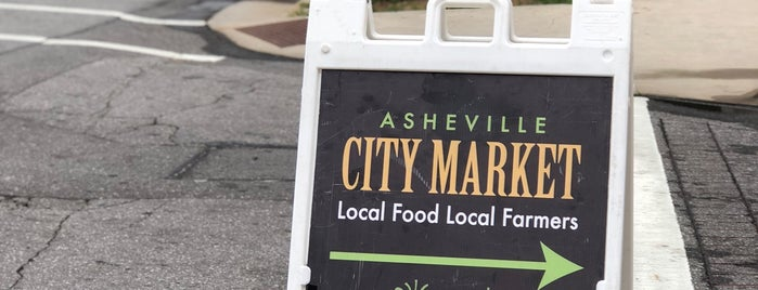 Asheville City Market is one of Asheville.