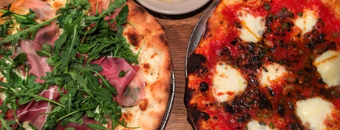 Pizzeria Delfina is one of A State-by-State Guide to America's Best Pizza.