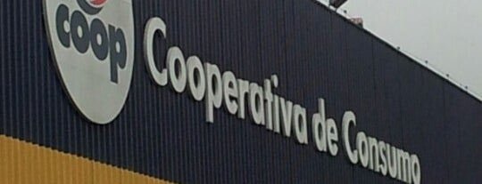 Coop is one of Locais curtidos por Giani.