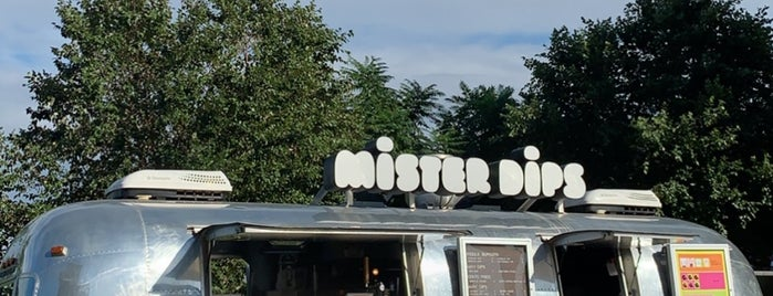 Mister Dips is one of Adela's favorite restaurants.