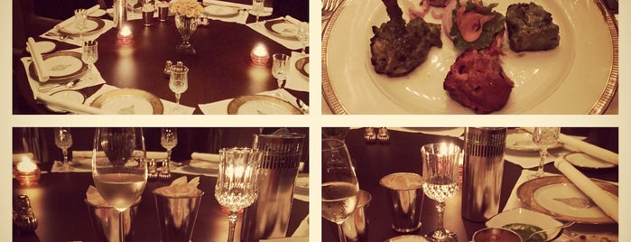 Jamavar Kashmiri Restaurant @ The Leela is one of Meg: сохраненные места.