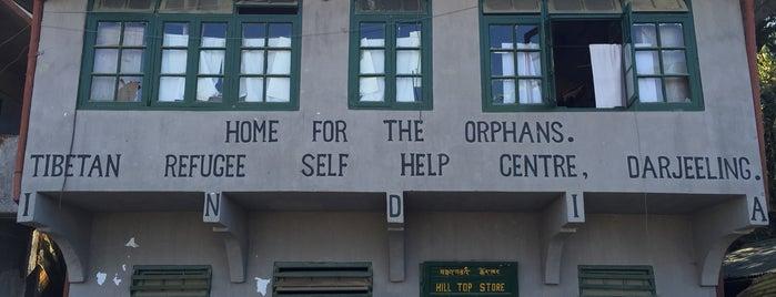 Tibetan Refugee Self Help Center is one of Locais curtidos por Swen.