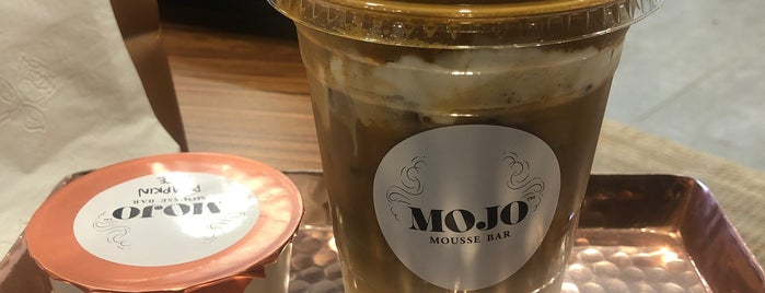 Mojo Mousse Bar is one of Time out recommendations.