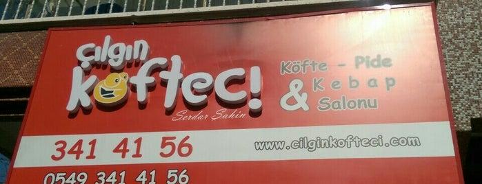 Çılgın Köfteci is one of สถานที่ที่ Mekan ถูกใจ.