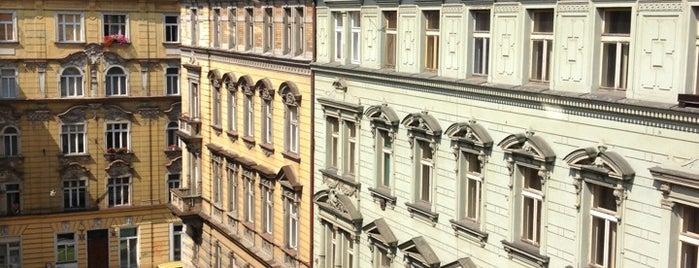 Hotel Páv is one of Prague.