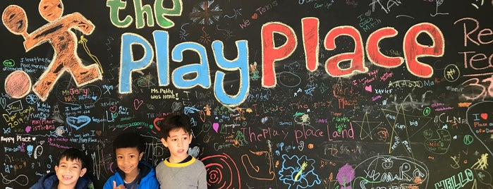 The Play Place is one of jfeivさんのお気に入りスポット.