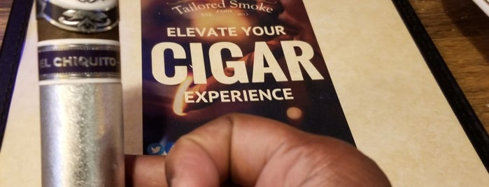 Tailored Smoke is one of Tenessa 님이 좋아한 장소.