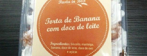 Pastíssima Express is one of Ticket Restaurante.
