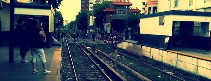 Estación Belgrano C [Línea Mitre] is one of สถานที่ที่ Pablo ถูกใจ.