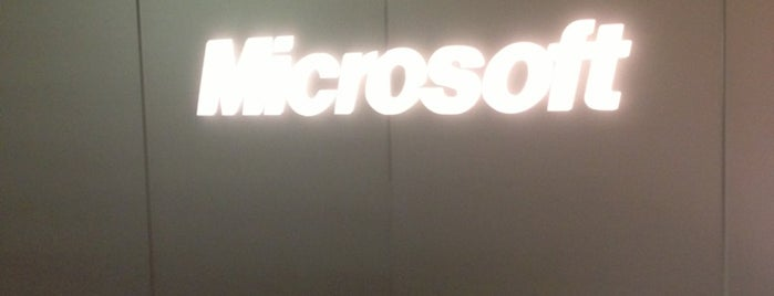 Microsoft Technology Center is one of Silicon Alley, NYC.