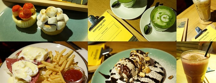Monopole Coffee Lab is one of Yusさんのお気に入りスポット.