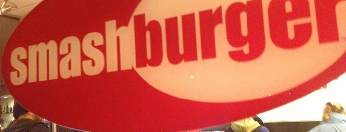 Smashburger is one of Locais salvos de Tommy.
