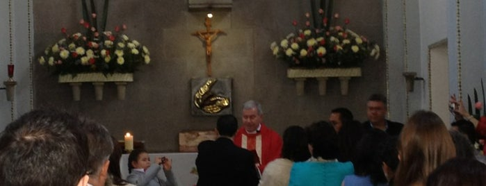 Iglesia de Tlacopac is one of Algún día,  muy pronto 😊.