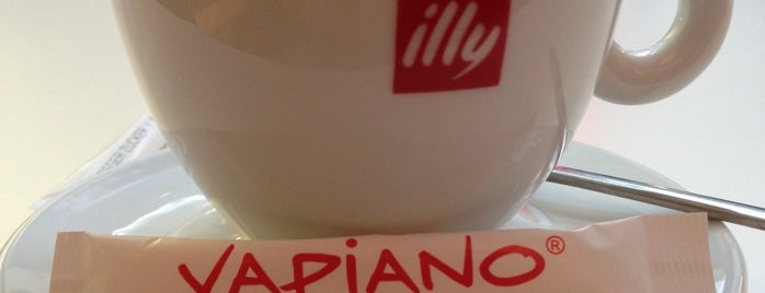 Vapiano is one of Netherlands.
