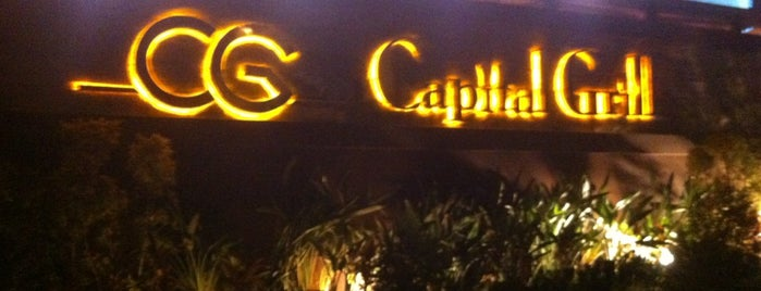 Capital Grill is one of EGYPT.