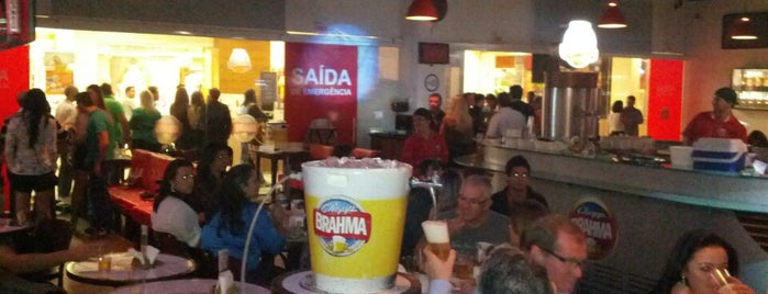 Quiosque Chopp Brahma is one of Orte, die Cristina gefallen.