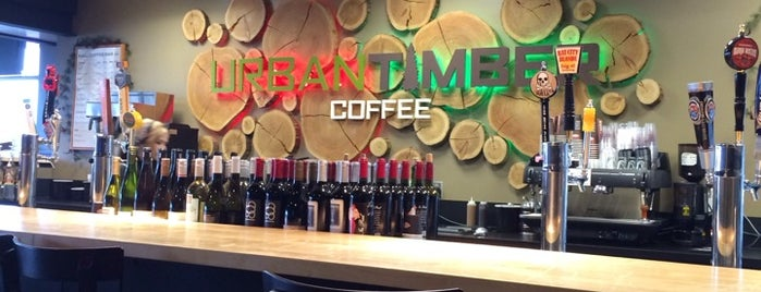 Urban Timber is one of Wine Bars.