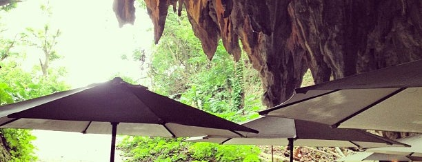 CAVE CAFE is one of Okinawa.