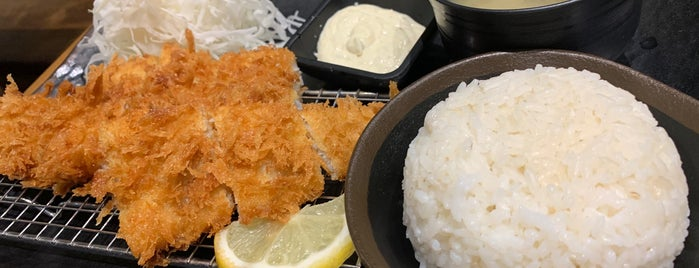 Mr. Tonkatsu is one of Want to try.
