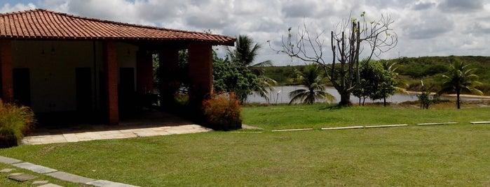 Restaurante Sítio Capivara is one of Restaurantes - Aracaju.