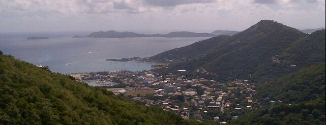 Island Of Tortola, British Virgin Islands is one of Frankさんのお気に入りスポット.