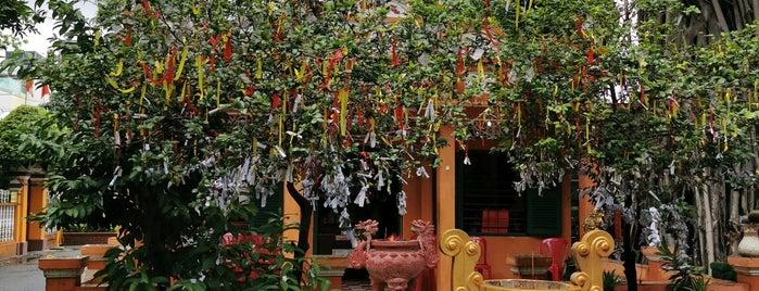 Chùa Giác Lâm (Giac Lam Pagoda) is one of Ho Chi Minh.