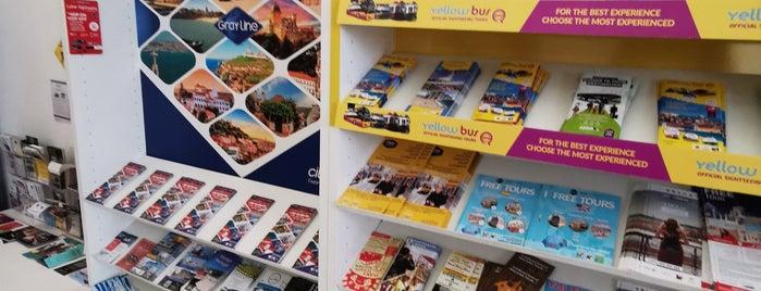Informação Turística de Lisboa is one of Lisboa sabores de siempre.