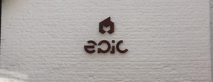 EPIC Agency is one of Lieux qui ont plu à Thierry.