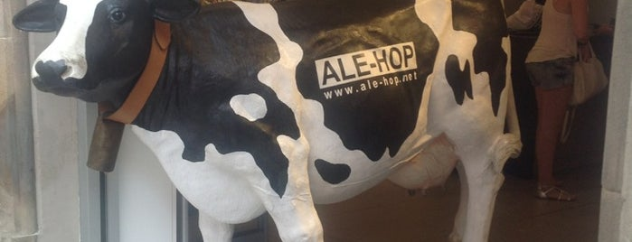Ale-Hop is one of Rafael 님이 좋아한 장소.