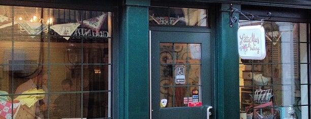 Letty Mae's Tea Room & Fancy Junk is one of Chrissy 님이 저장한 장소.