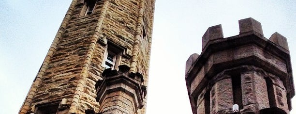 Chicago Water Tower is one of Orte, die Teresa gefallen.